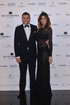 Christian Vieri e Alessandra Grillo