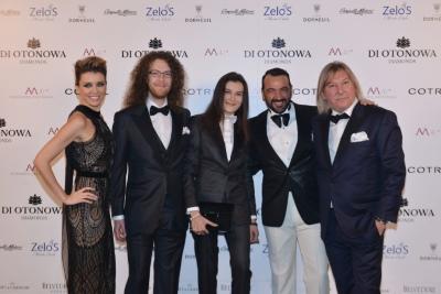 Elena Barolo, Andrea e Nata De Marco, Alessandro Martorana, Evgeny Zyablov