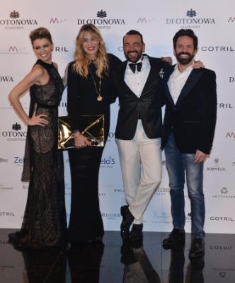 Alessandro Martorana, Elena Barolo, Eleonoire Casalegno e il marito Sebastiano Lombardi