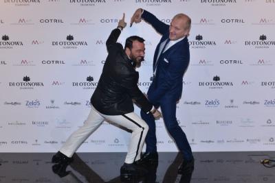 Alessandro Martorana e Andrea Pucci