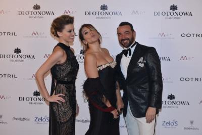 Alessandro Martorana, Elena Barolo, Barbara D'Urso